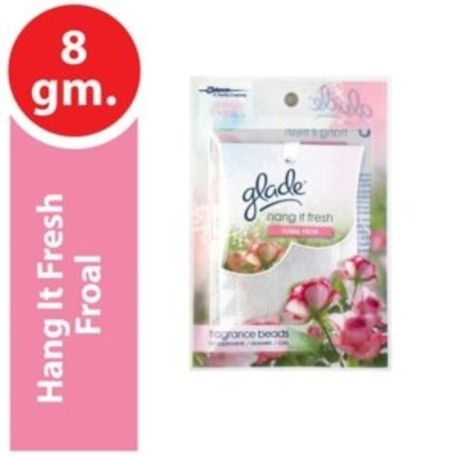 Picture of GLADE A/F HANG IT FRESH FLORAL FRESH 8 GM