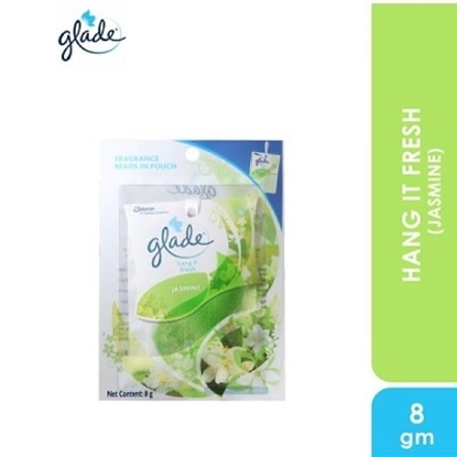 Picture of GLADE A/F HANG IT FRESH SPRING JASMINE 8 GM