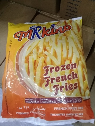 Picture of Mr Kino French Fries 9*9 (  2.5 KG * 4 Pouch )