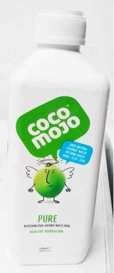 Picture of COCO MOJO COCONUT WATER DRINK  1 Liter