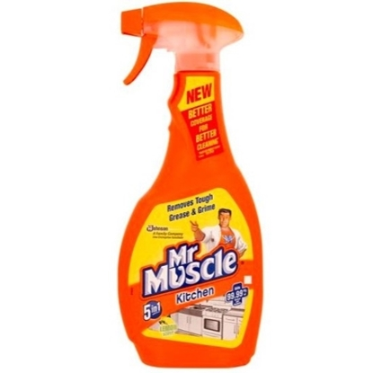 Picture of MR. MUSCLE KITCHEN CLEANER 500 ML