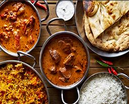 صورة للفئة مأكولات هندية