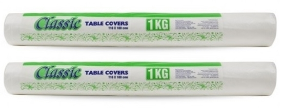 Picture of Table Cover Classic 1KG x 2 Roll (100X110)