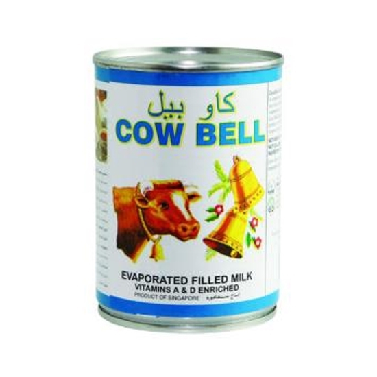 Picture of Cow Bell Evaporated Milk  48x385gm