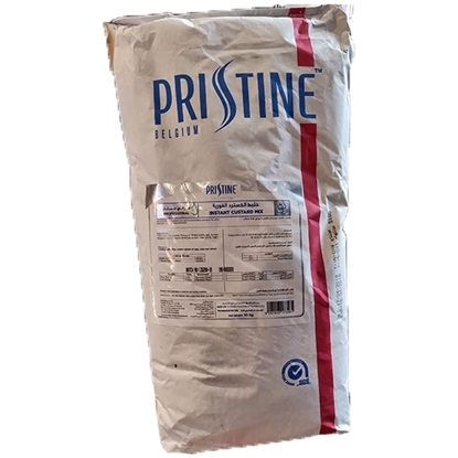 Picture of Pristine Dessert Mixes Professional Instant Custard Mix 10 kg Paper Bags