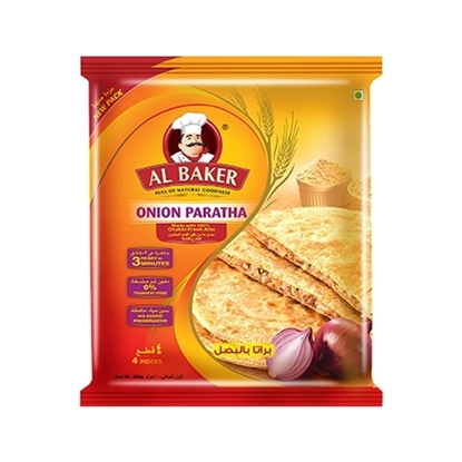 Picture of Al Baker Paratha Onion 24x400g