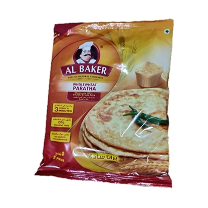 Picture of Al Baker Paratha Plain 24x400g