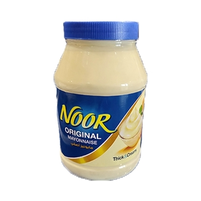 Picture of Noor Mayonnaise HDPE Full Fat Thick & Creamy Common Recipe GCC 4x 1 Gallon