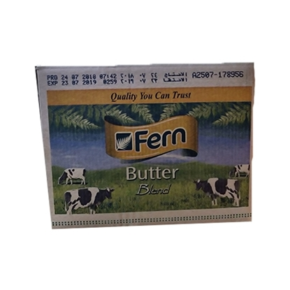 Picture of Fern Butter Blend With Color 1x 25kg