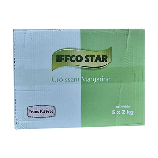 Picture of IFFCO Margarine Star Pastry  5x 2kg SLB