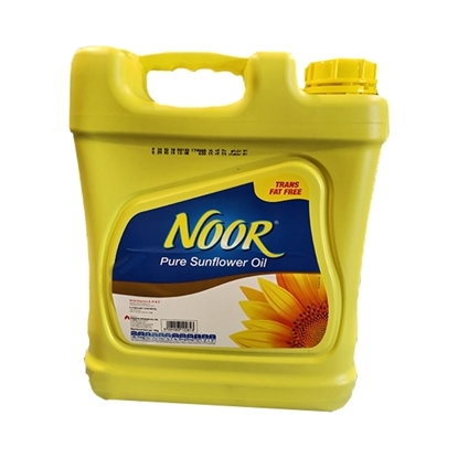 Picture of Noor Sunflower Oil Jerry Can GCC 2x 9ltr