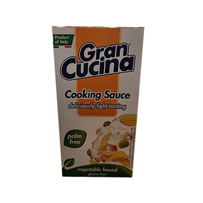 Picture of Gran Cucina Cooking Cream 20x 500 ML Tetra Pack