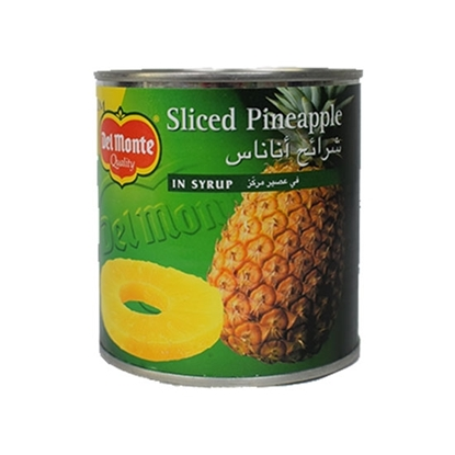 Picture of Del Monte Pineapple Sliced in Syrup 567gm