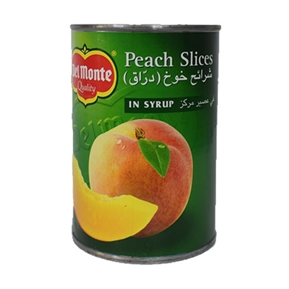 Picture of Del Monte Peach Slices in Syrup 420gm