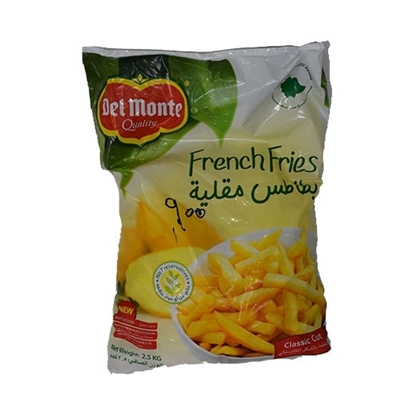 Picture of Del Monte Fries 2.5kg