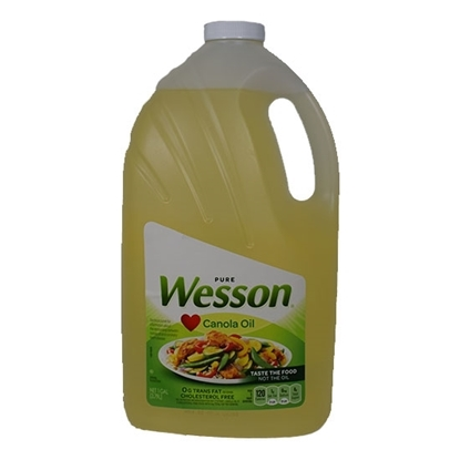 Picture of Wesson Oil Canola 3.785L