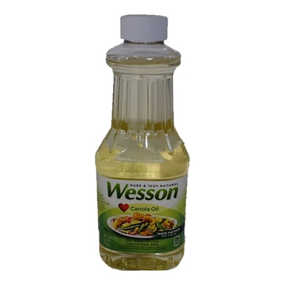 Picture of Wesson Oil Canola 710ml