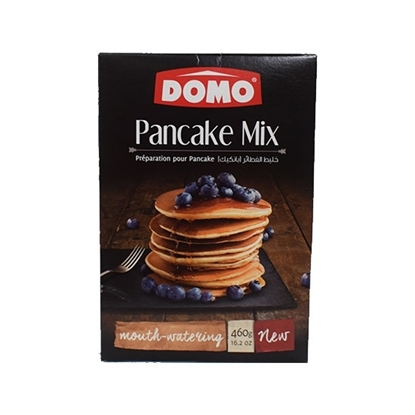 Picture of Domo Pound Cake Vanilla & Chocolate 454gm