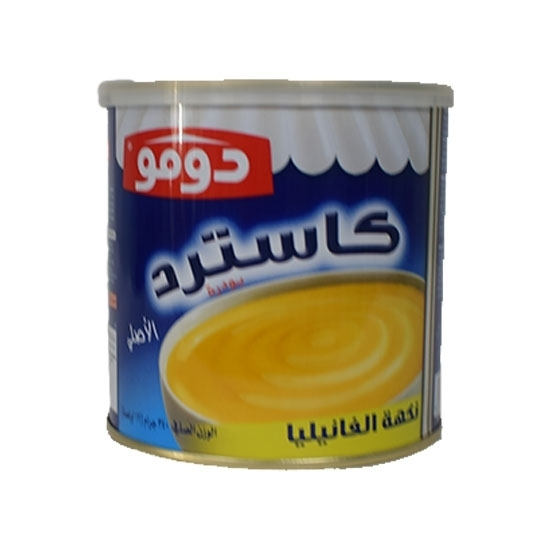 Picture of Domo Custard Powder Vanillin Flavor 340gm