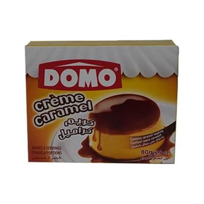Picture of Domo Crème Caramel - Caramel Flavor 90gm