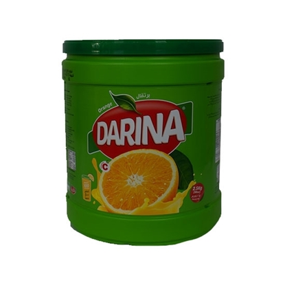 Picture of Darina Instant Drink Tin Orange 2.5kg