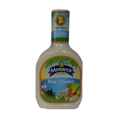 Picture of Monarch Blue Cheese Dressing 473ml