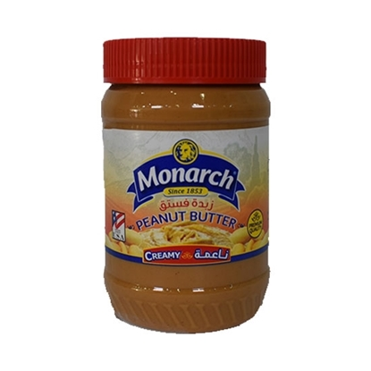Picture of Monarch Creamy Peanut Butter 510 gm