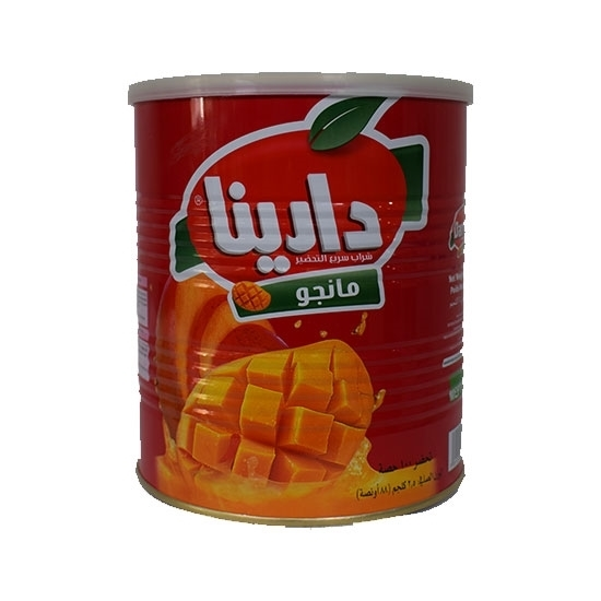 Picture of Darina Instant Drink Tin Mango 2.5kg