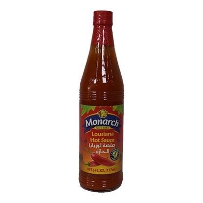 Picture of Monarch Louisiana Red Hot Sauce 177ml