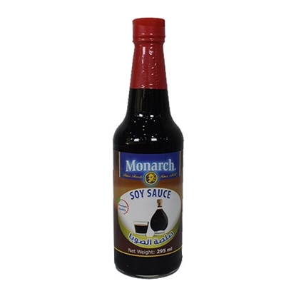 Picture of Monarch Soy Sauce 295 ml
