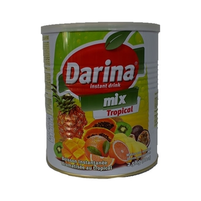 Picture of Darina Instant Drink Tin Tropical 2.5kg