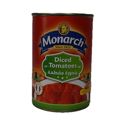 Picture of Monarch Diced Tomatoes  400 gm
