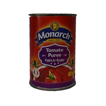 Picture of Monarch Tomato Pure Tomatoes  400 gm