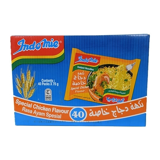 Picture of Indomie Instant Noodles Chicken Curry 75gm (10 pcs)
