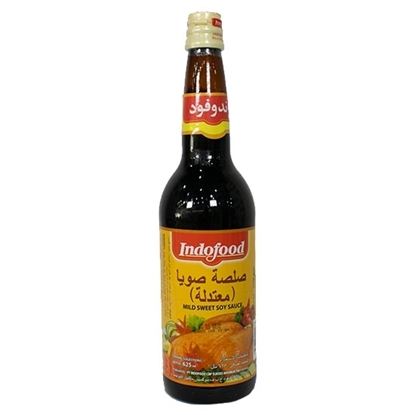 Picture of Indofood Mild Sweet Soy Sauce 625ml