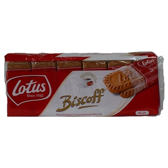 Picture of Lotus Biscoff Pocket 2Px12