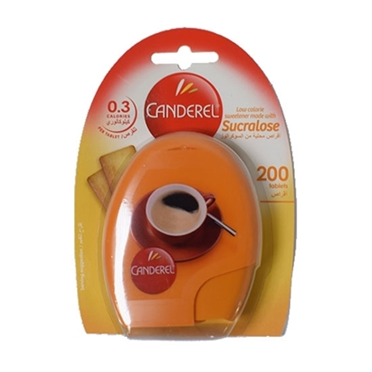 Picture of Canderel Yellow Sweetner Powder (200)