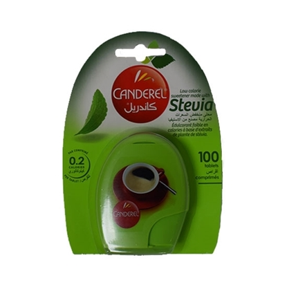 Picture of Canderel Green Stevia Sweetner Tablets (100)