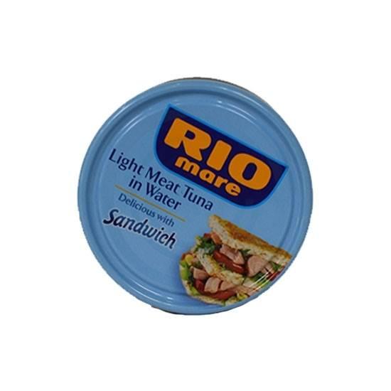 صورة ريو ماري تونة ساندوتش بالماء 160 جم