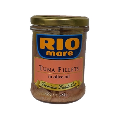 Picture of Rio Mare Olive Oil Fillet 160gm