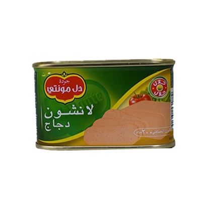 Picture of Del Monte Chicken Luncheon 200gm
