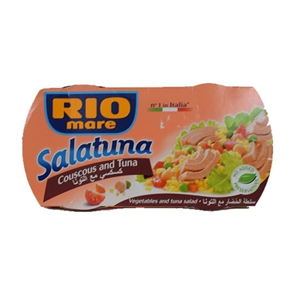 Picture of Rio Mare Salatuna Cous-Cous x2 160g