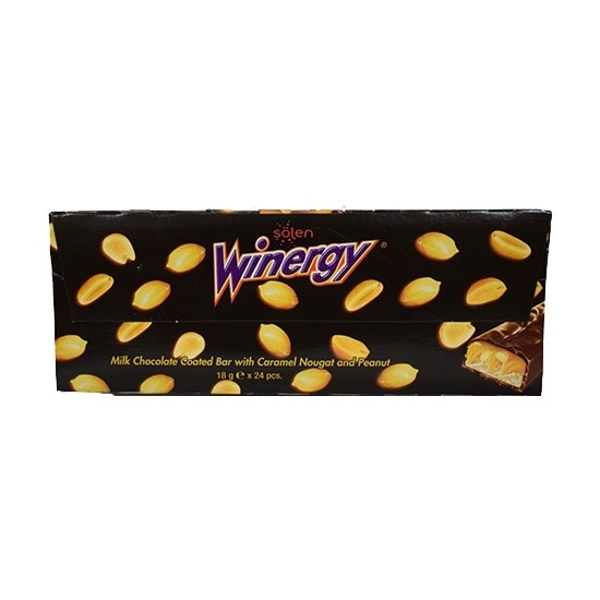 Picture of Solen Winergy Peanut Bar 18g