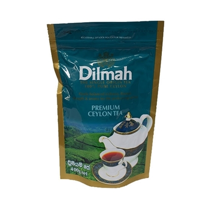 Picture of DILMAH Ceylon Premium Leaf Tea 400gm