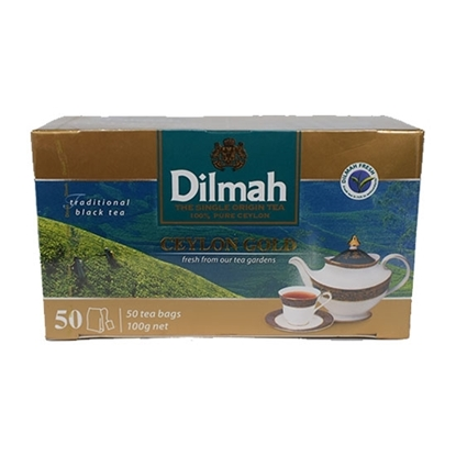 Picture of DILMAH GOURMET T SACHETS 2G SUPREME CEYLON S.O (50 bag)