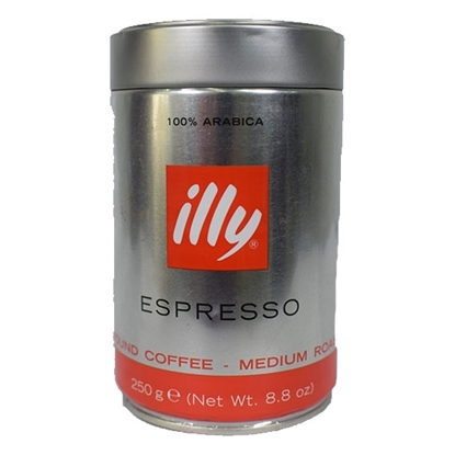 Picture of illy Beans 250 g  Medium Roast