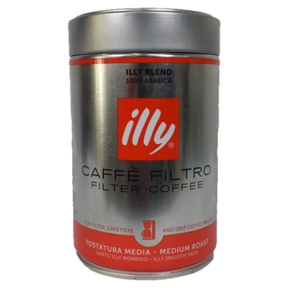 Picture of illy Filter 250 g  Medium Roast