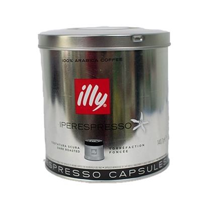 Picture of illy iperspresso 140.7g Dark Roast Capsules