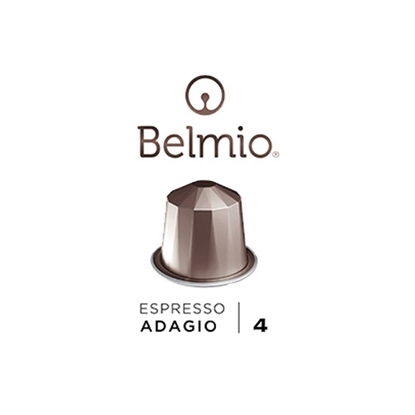 Picture of espresso adagio coffee capsules