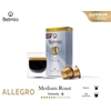 Picture of espresso allegro coffee capsules